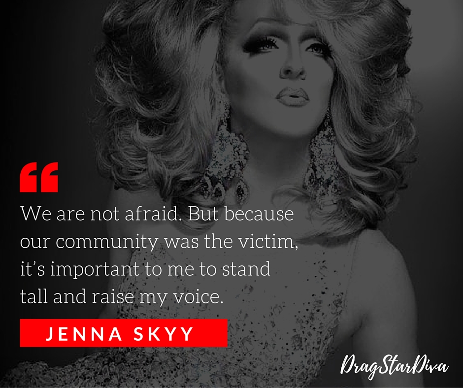 Drag Star Diva for Orlando Performer: Jenna Skyy
