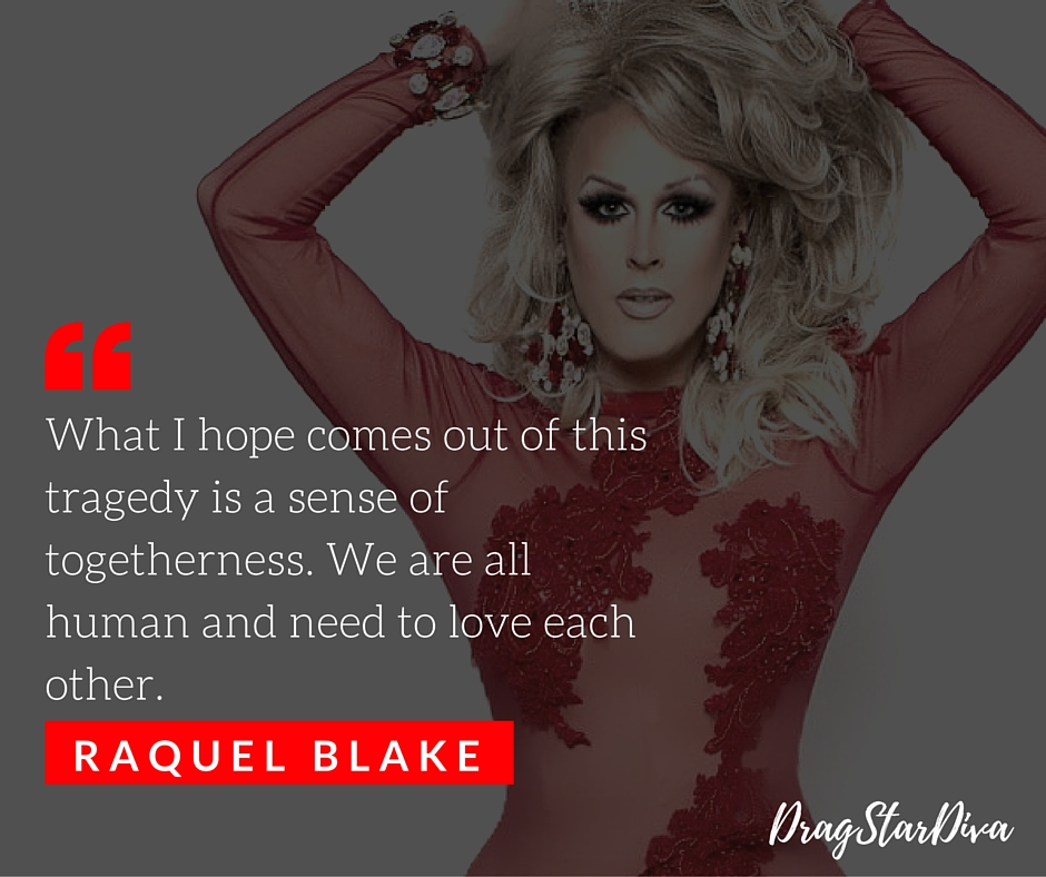 Drag Star Diva for Orlando Performer: Raquel Blake