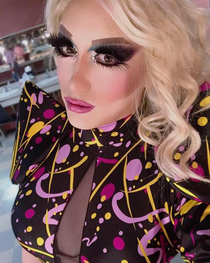 Miss Ida Kay takes us out of Zonie's Closet into the Back Door