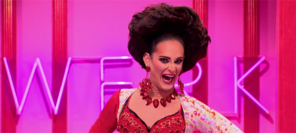 Cynthia Lee Fontaine is ready to rumble on RPDR season 9