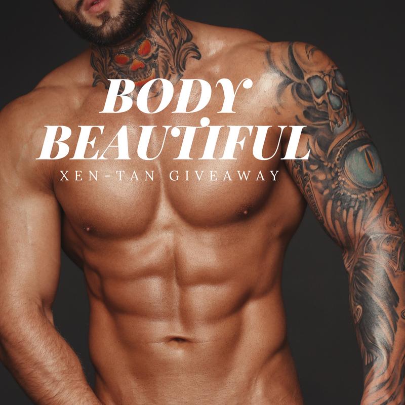 GIVEAWAY: Body Beautiful with Xen-Tan