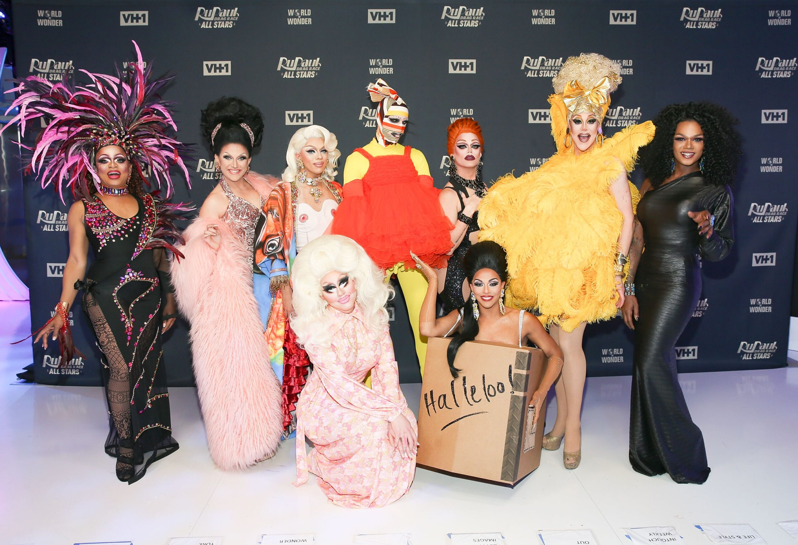 Rupaul's DragRace All Stars 3 Premiere  Event Served The Looks