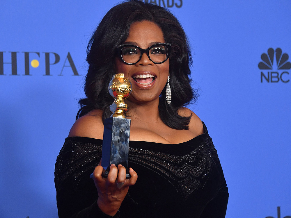 Oprah's Truth Rallies Up The Internet To Win Popular Vote