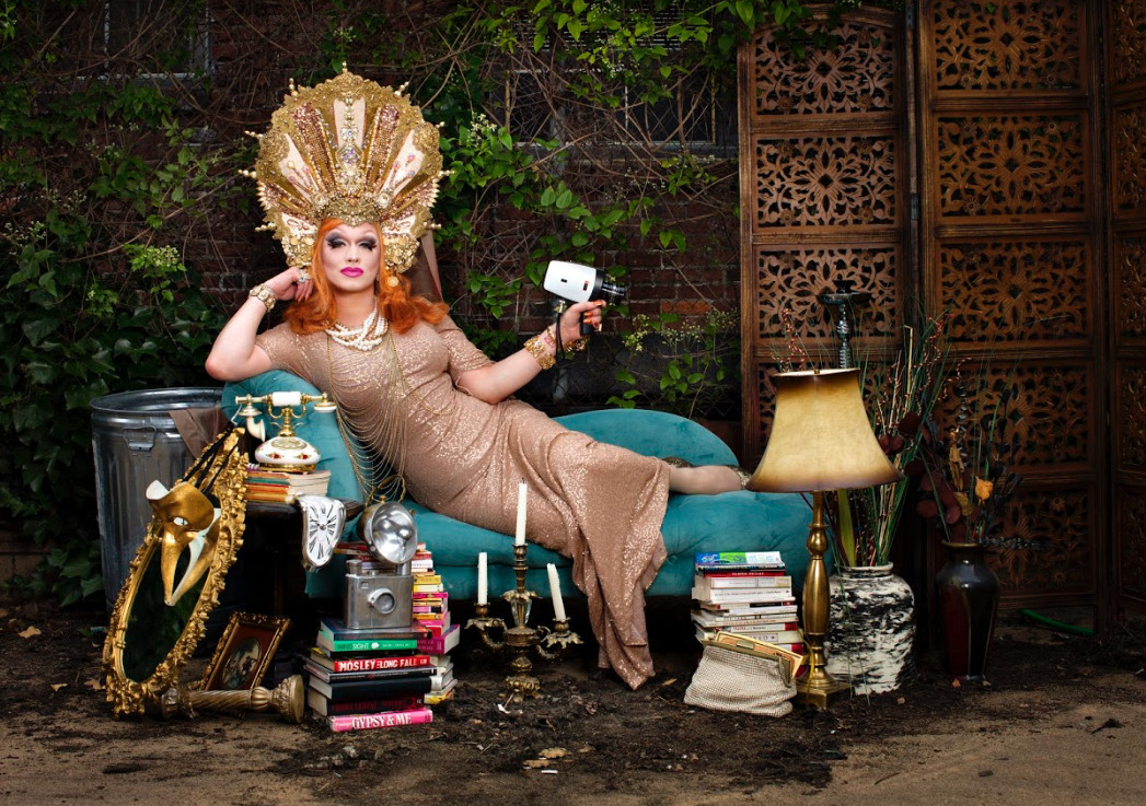 Jinkx Monsoon Spills Tea On Her New Rock Album, Her Martyred Drag Sister, And Coming Out As Gender Non-Binary