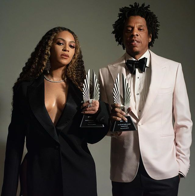 Beyoncé dedicates GLAAD Media Vanguard Award to late HIV-positive uncle