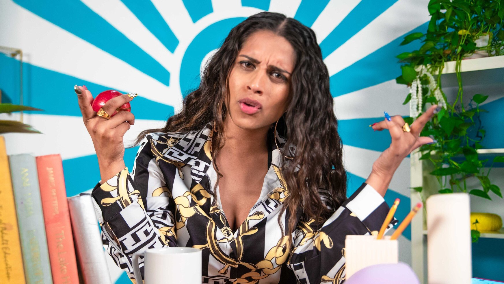 Lilly Singh to Host New Late Night Show on NBC