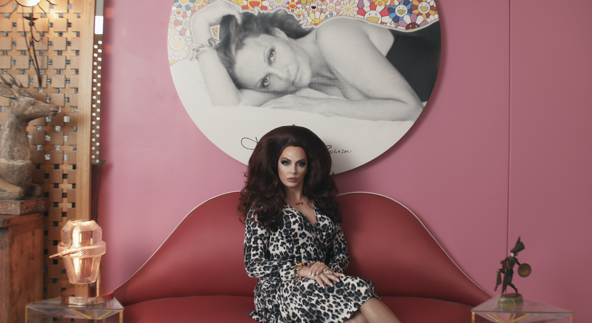 Alyssa Edwards steals the show in DVF Birthday Video