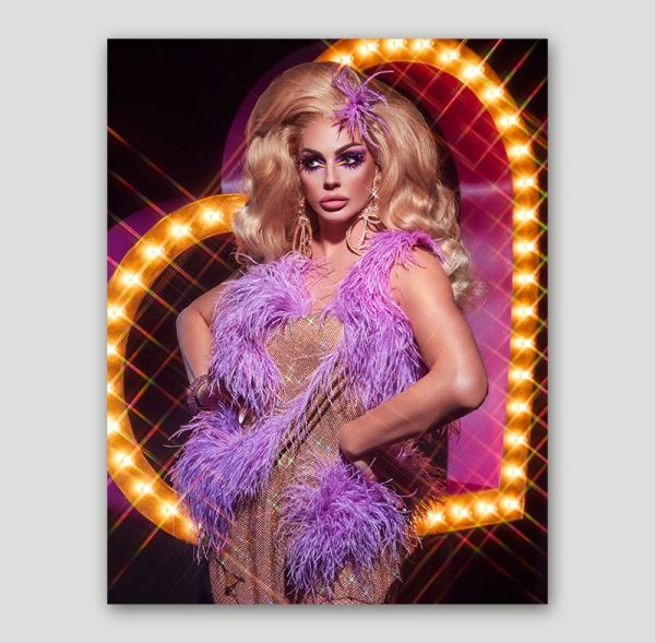 "Showgirl 8""x10"" Glossy"