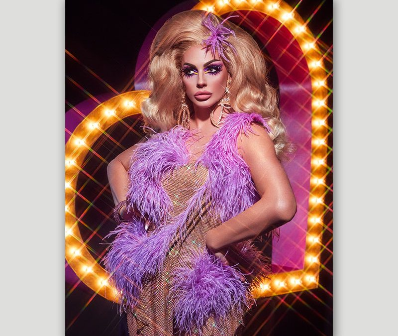 Showgirl 8″x10″ Glossy