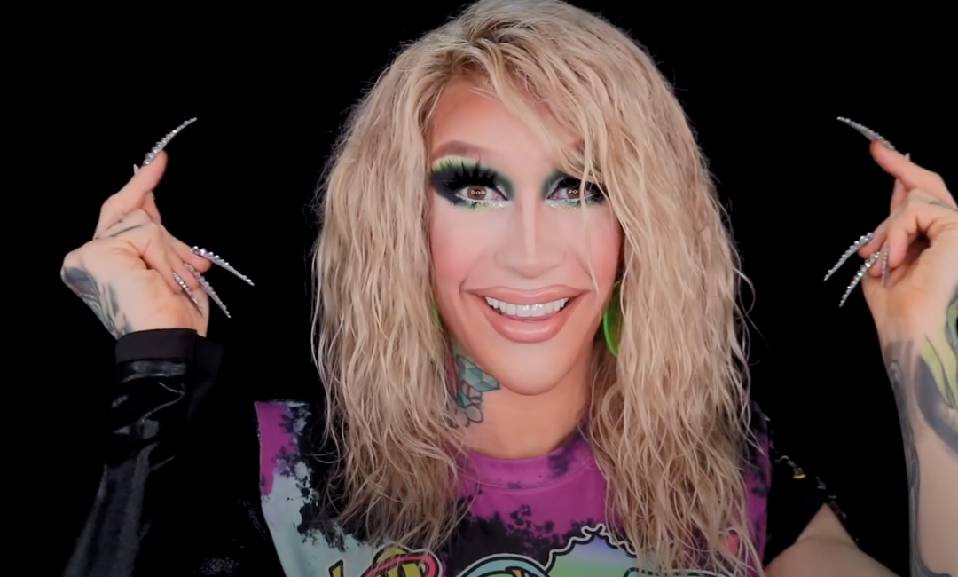Drag Queen Makeup: Kameron Michaels | Full Drag Tutorial