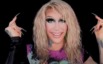 Drag Queen Makeup: Kameron Michaels   Full Drag Tutorial