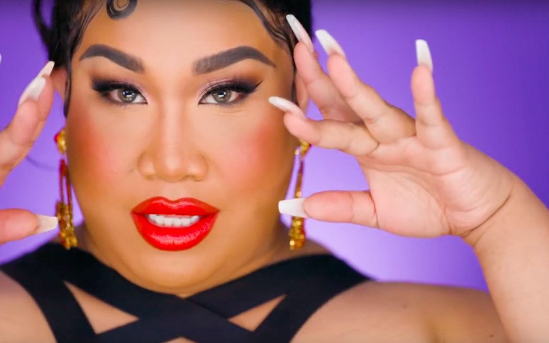 Drag Makeup: PatrickStarrr becomes Selena