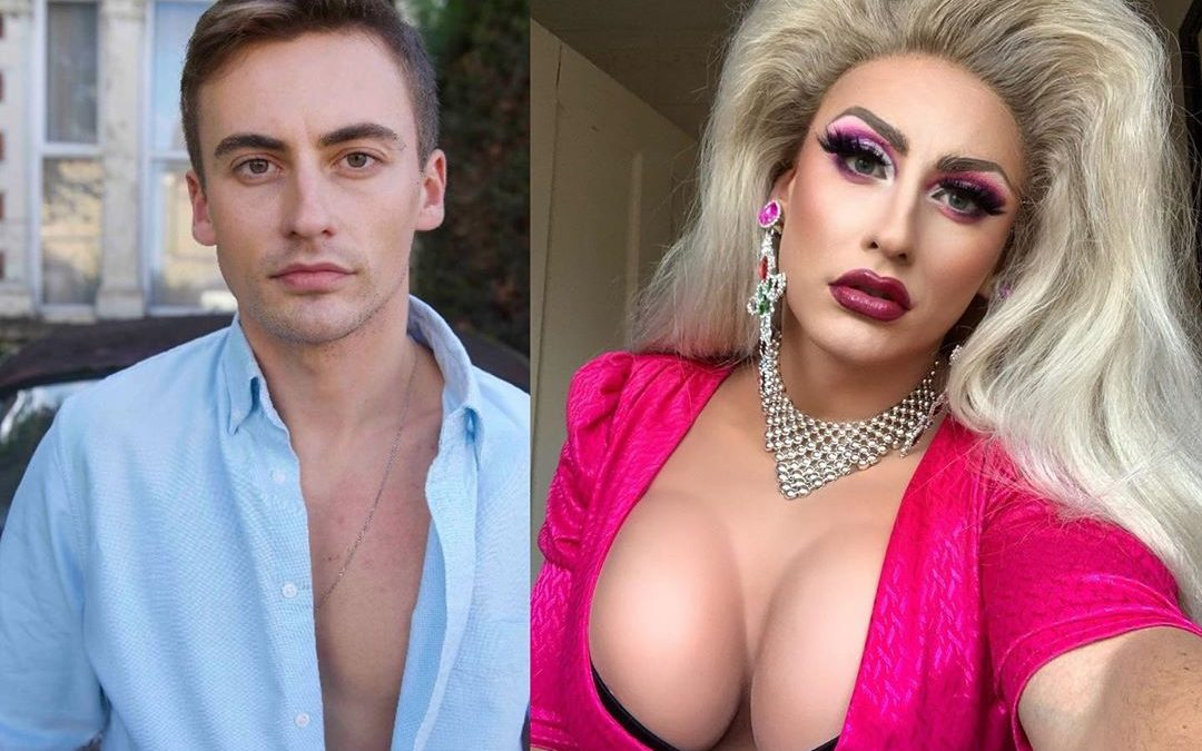 Drag Transformation: @ellavaday