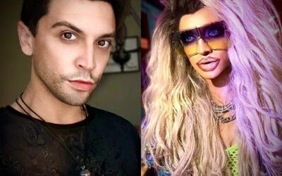 Drag Transformation: @the_luna_naughty_