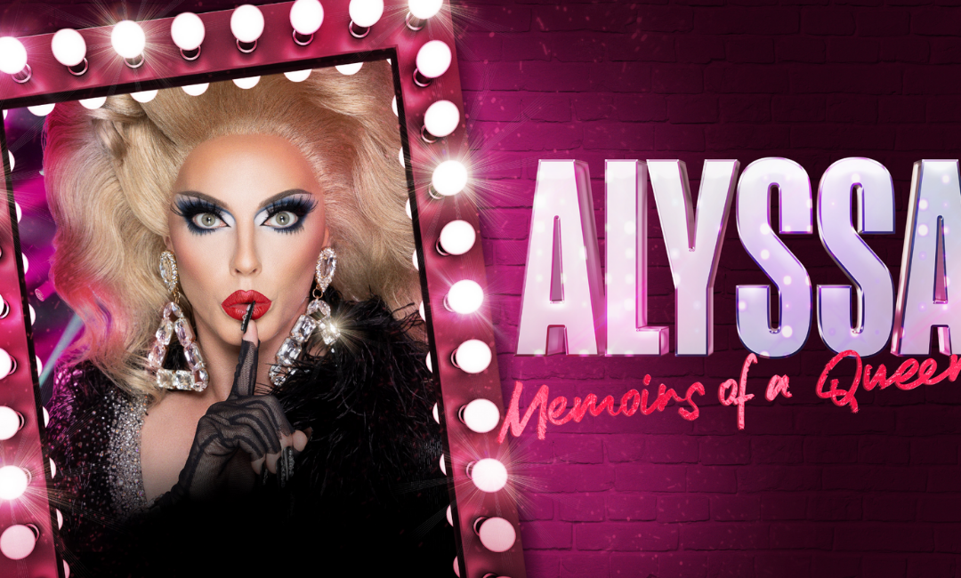 Alyssa Edwards sashays to London's West End