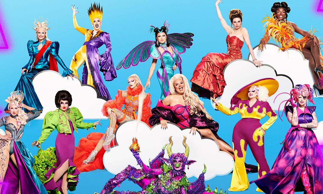 "Meet the Queens of ""RuPaul's Drag Race UK"" Season 3"